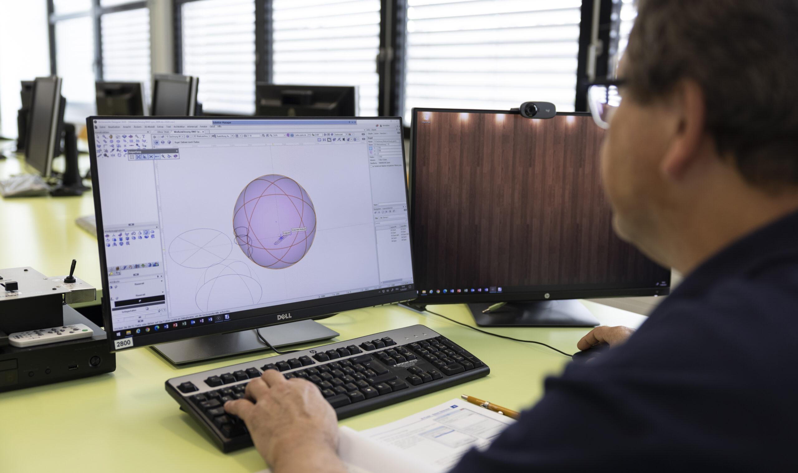 911 – SchreinerIn AVOR Anwendungen 2D und 3D